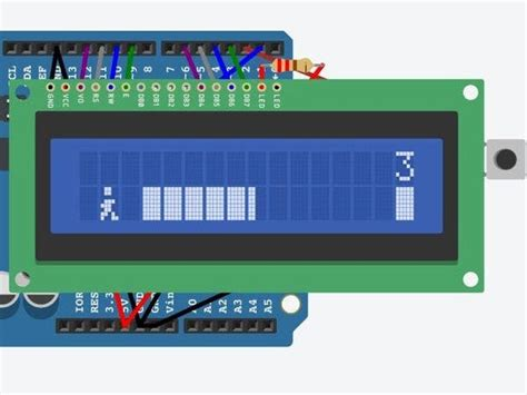 Simple LCD Arduino Game - Arduino Project Hub