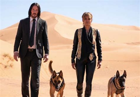 John Wick Makes Sure His Dog Is Safe In New Parabellum