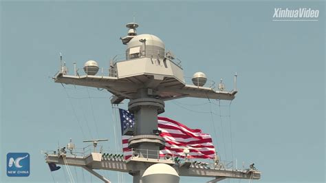World's largest supercarrier USS Gerald R