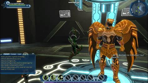 DC Universe Online All Iconic Armor(HD) - YouTube