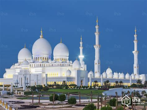 United Arab Emirates rentals for your holidays with IHA direct