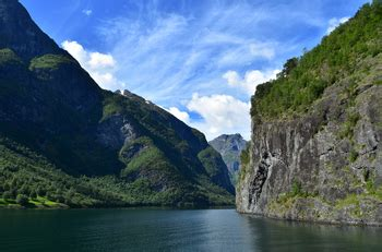 Fjord Lesson for Kids: Definition & Facts | Study