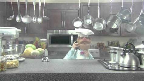 The Swedish Chef Get's A Call - YouTube